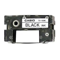 Other - TR-18BK - Black Ink Cartridge for Casio CW-75
