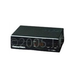 Channel Vision - 1 STEREO II - 1 Input Ultra Band Modulator