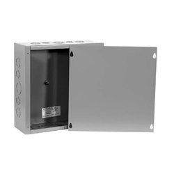 Milbank - 18244-SC1 - Milbank Type 1 Screw Cover Junction Box / Pull Box 18x24x4