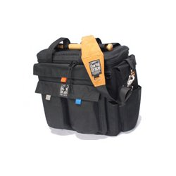 PortaBrace - PC-2 - PortaBrace Large Production Case - Shoulder Strap, Handle - Cordura - Blue