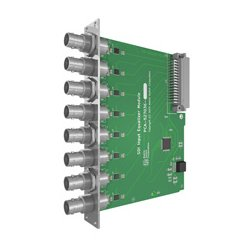 Matrix Switch - MSC-CARDRX-BNC8 - Matrix Switch Modular SDI Input Card With 8 BNC Ports