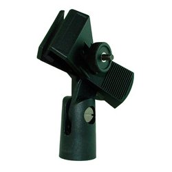 Wind Tech / Olsen Audio - SMC-8 - Locking Microphone Clip & Mic Holder