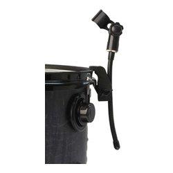 Audix - D-VICE - Flexible Mini-Gooseneck with Rim Mounted Drum Clamp