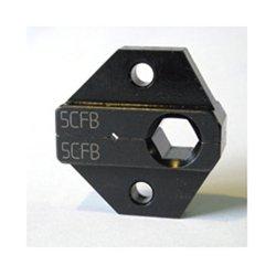 Canare Electric - TCD-5CF - Canare Crimp Die Set for BCP-C77A & RCAP-C5F Connectors