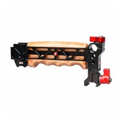 Zacuto - Z-RCH - Recoil Handle Quick-Release Top Handle with Accessory Mounting