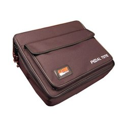 Gator Cases - GPTBLACK - Gator Cases Pedal Board with Carry Bag (GPT-BLACK)