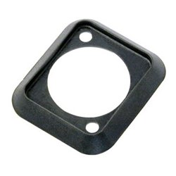 Neutrik - SCDP0 - Neutrik SCDP-0-Sealing Gasket Provides a Dust Water Resistant-Black