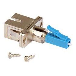 Camplex - FOA-SCF-LCM - SC Female to LC Male Singlemode Simplex Hybrid Adapter - Flanged