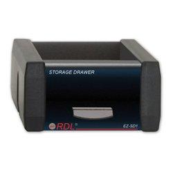 Radio Design Labs (RDL) - EZ-SD1 - Storage Drawer - 1/6 Rack Width