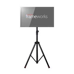 JBL - GFW-AV-LCD-1 - Frameworks Standard Adjustable Tripod LCD/LED Stand