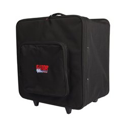 Gator Cases - G-PAR 64LED8 - Gator Cases G-PAR 64LED8 Carrying Case for Lighting - Nylon - Handle