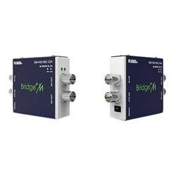 Digital Forecast - M-DA - 3G/HD/SD SDI Reclocking Video Distribution Amplifier 1X3