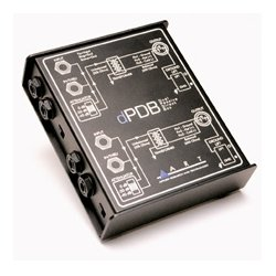 Applied Research & Technology - DPDB - ART Dual Direct Box