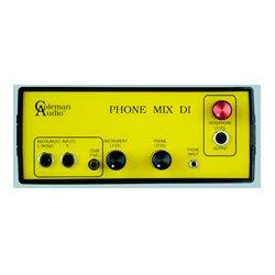 Coleman Audio - PHONE MIX DI - Box