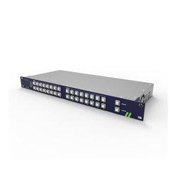 Digital Forecast - RS 16X16 SDI - RS 16X16 3G/HD/SD SDI Matrix Routing Switcher