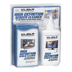 Klear Screen - KS-HDK - High Definition Cleaning Kit Plasma and LCD Screen Cleaner