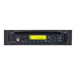Galaxy Audio - RM-CDV - Graphic CD Player with Remote