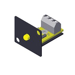 Radio Design Labs (RDL) - AMSLEDY - RDL AMS Mounting System LED Indicator - Yellow