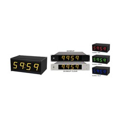 ESE - ES 590U/D-RED - 60 Minute Up Timer with Remote Control via 6 ft Cable/ Connector/ Switch Plate. Red LED Display