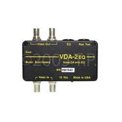 Burst Electronics - VDA-2EQ - Burst 1x2 Equalizing DA