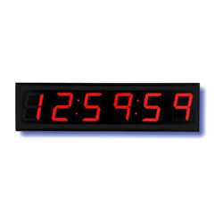 ESE - ES 943U AMBER - Time Code Remote Display With Amber Display