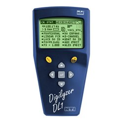 NTI - 600 000 200 - NTI DL1 Digilyzer Digital Audio Analyzer