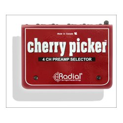 Radial Engineering - RAD-CHERRYPICKER - Radial Cherry Picker Preamp Selector