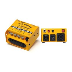 Whirlwind - CABDRIVER - Cab Driver Tester - Speaker/ Polarity/ Impedance/ Pink Noise Generator