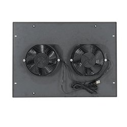 Middle Atlantic Products - ERK6FT440CFM - Middle Atlantic Products Cooling Fan - 2 x 152.4 mm - Top Fan Location