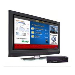 Smart AVI - AP-SNCL-VHD4GS - SmartAVI Signage Pro HD AP-SNCL-VHD4GS Digital Signage Appliance - Atom 1.60 GHz - HDMI - USB - DVI - SerialEthernet