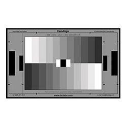 DSC Labs - SRW1-GS - DSC Labs 11 Step Grayscale Test Chart - Senior 24 x 14.7