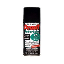 CAIG Labs - F5S-H6 - DeoxIT Fader F5 Spray, 5% solution - 5 oz