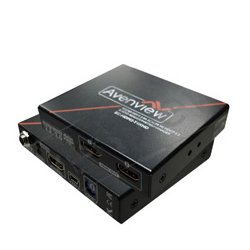 Avenview - SC-HDM2-T4KHD - Avenview HDMI 2.0a Re-Timer / EDID Recorder with HDCP 2.2 Support