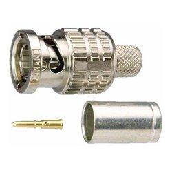 Canare Electric - BCP-B25HD - Canare 75 Ohm BNC Crimp Plug for L-2.5CHD Cable