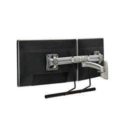 Chief - K2W21HS - Chief Kontour K2W Wall Mount Swing Arm Dual Monitor Array -Silver