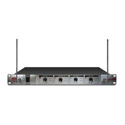 Nady System - 401X QUAD LT/HT - Nady 401X Quad Receiver (2x) Lavalier (2x) Handheld
