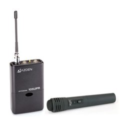 Azden - 105HT - Azden 105HT 105 SERIES UHF WIRELESS Microphone System