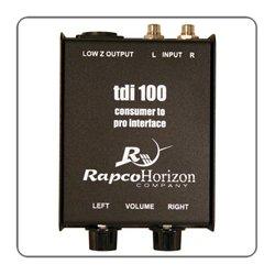 RapcoHorizon - TDI-1 - Tape Deck Passive Interface Box