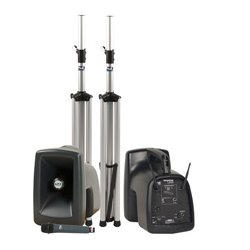 Anchor Audio - MEGA-DP-AIR - MegaVox Deluxe Air Package with Bluetooth AIR Wireless Companion Transmitter & One Wireless Receiver