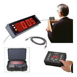 DSan - PRO-2000KIT - DSan Limitimer Professional Staging Kit - Includes Speaker Timer / Audience Signal Light / Large Carry Case