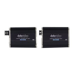 Datavideo - HBT-KIT - Datavideo Kit includes: HBT-10 HDBaseT Transmitter and HBT-11 HDBaseT Receiver