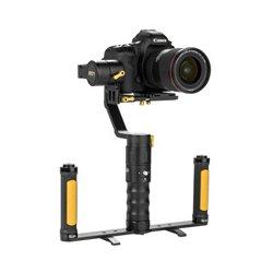ikan - EC1-DGH-KIT - Ec1 Dual Grip Handle Gimbal Kit For Dslr And Mirrorless Cameras