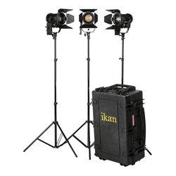 ikan - HF40-KIT - ikan HF40-KIT LED Lighting Kit - 9620.3 F (5326.8 C) - Aluminum