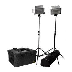 ikan - IB500-2PT-KIT - ikan IB500-2PT-KIT LED Lighting Kit - 9620.3 F (5326.8 C) - Aluminum
