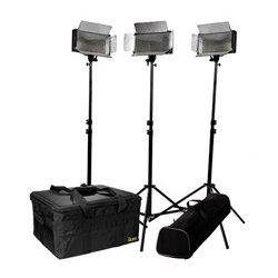 ikan - IB500-KIT - ikan IB500-KIT LED Lighting Kit - 9620.3 F (5326.8 C) - Aluminum