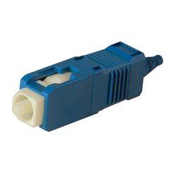 Senko - 254-193-6J1 - Senko UPC Premium 125um Single Mode 900um SC Connector - Blue Boot