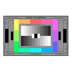 DSC Labs - JW16-CDM12 - DSC Labs ChromaDuMonde12 Camera Color Calibration Chart - Junior 17 x 10