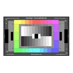 DSC Labs - JW17-CDM24 - DSC Labs ChromaDuMonde24 Camera Color Calibration Chart - Junior 17 x 10