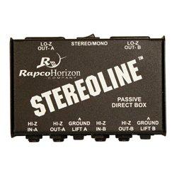 RapcoHorizon - STL-1 - Stereo Direct Box
