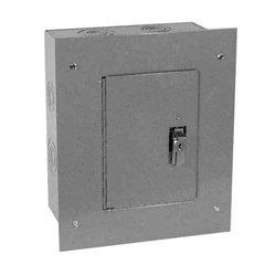 Milbank - 1212TFLC - Milbank 1212-TFLC Flush Mount Cover for SC1 Series 12x12 Surface Mount Boxes
